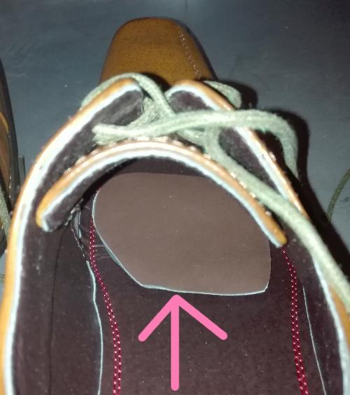 ミスターミニット 靴の補修・調整